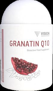 коэнзима Q10 granatin Q10 Կոէնզիմ Q10-ի աղբյուր