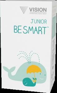 Vision Junior be Smart - Լրացնում է երեխայի օրգանիզմի օմեգա 3 -ի պակասը.
